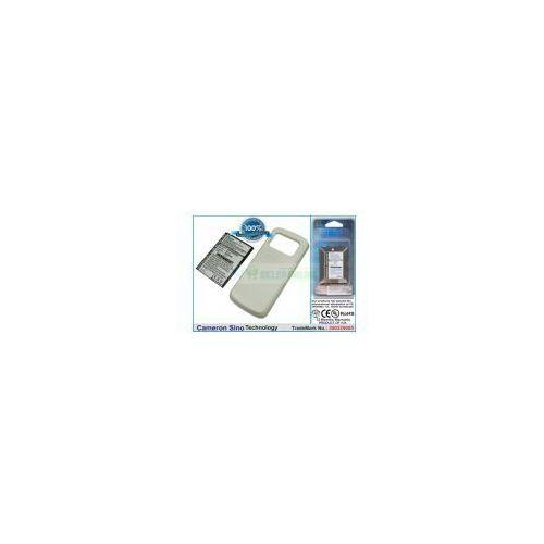 Bateria nokia n97 bp-4b bp-4l bp-5f 3000mah 11.1wh li-ion 3.7v biały powiększony marki Bati-mex