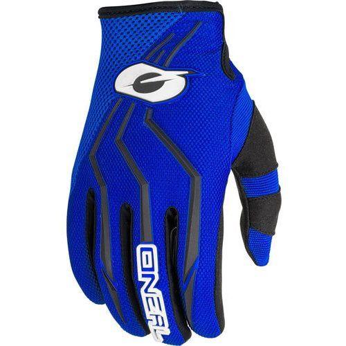Oneal element 2 rękawiczka rowerowa dzieci niebieski/czarny xl | 7 2019 rękawice dziecięce