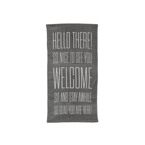 Dywanik HELLO THERE, 60 x 120 cm Bloomingville - oferta [05dc4f7cc7a5a490]