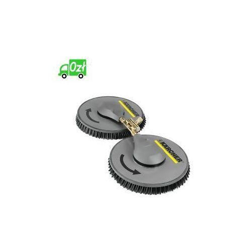 Podwójna szczotka obrotowa iSolar 800 (1000/1300 l/h) Karcher # GWARANCJA DOOR-TO-DOOR - produkt dostępny w myjki.com