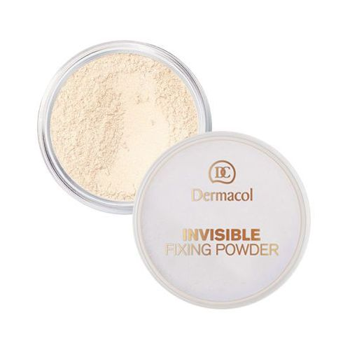 Dermacol Invisible Fixing Powder | Utrwalający puder transparentny - Light 13,5ml (2017122017259)
