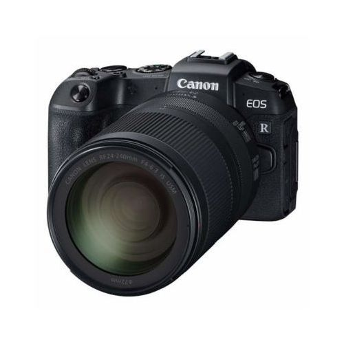Aparat CANON EOS RP + RF24-240MM F/4-6.3 IS Czarny