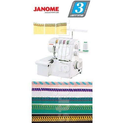 Owerlok  744d od producenta Janome