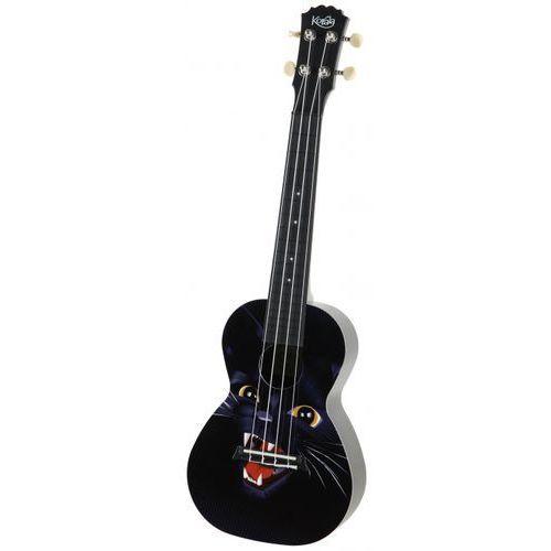 Korala puc 30-001 ukulele koncertowe black panther