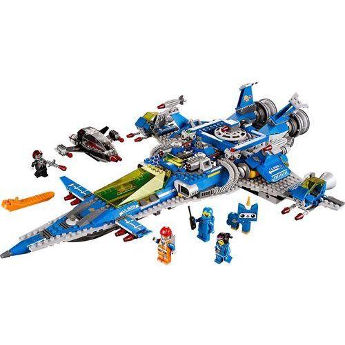 Lego THE MOVIE Kosmiczny statek benka 70816