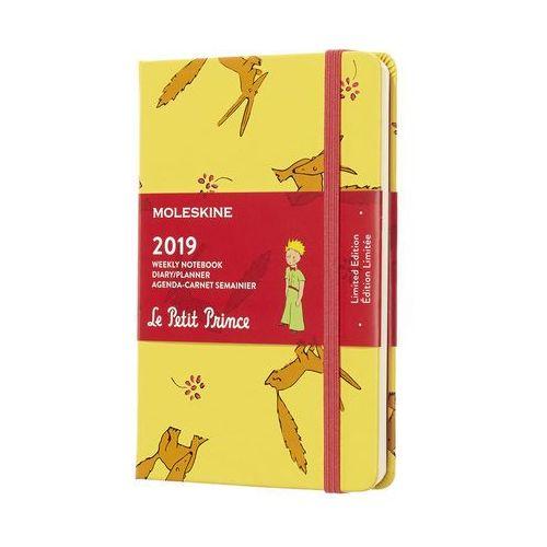 Kalendarz Moleskine 2019 Weekly, Pocket, MAŁY KSIĄŻE edycja limitowana