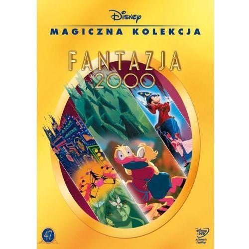 Cdp.pl Magiczna kolekcja: fantasia 2000 dvd pl