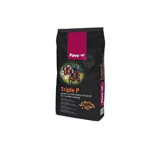 Pavo Triple P Muesli 15kg + GRATISY - produkt dostępny w e-PetShop.pl