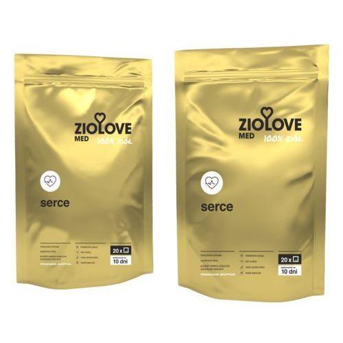 serce - herbatka ziołowa marki Ziolove