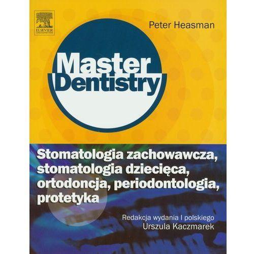 Stomatologia zachowawcza stomatologia dziecięca ortodoncja periodontologia protetyka (424 str.)
