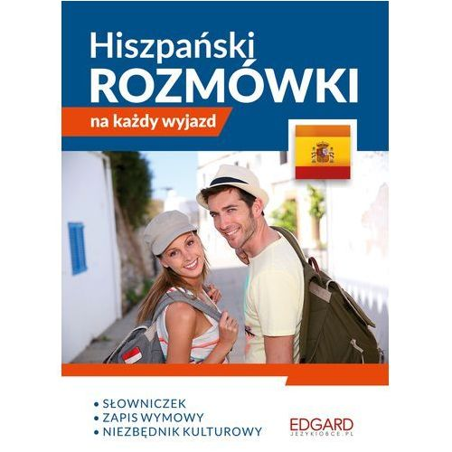 Hiszpański Rozmówki na każdy wyjazd, EDGARD