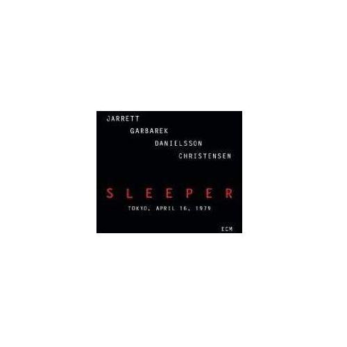 Jarrett/garbarek/christensen/danielsson - sleeper - album 2 płytowy (cd) marki Universal music polska