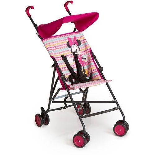 hauck Wózek spacerowySun Plus Minnie Geo Pink (4007923113769)