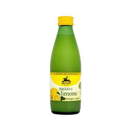 250ml sok z cytryn z sycylii bio marki Alce nero
