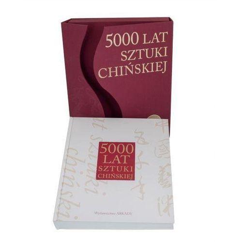 5000 lat sztuki chińskiej w etui - Dostępne od: 2014-10-30, Arkady