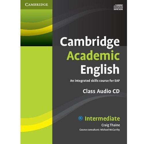 Cambridge Academic English B1+ Intermediate. CD do Podręcznika (2012)