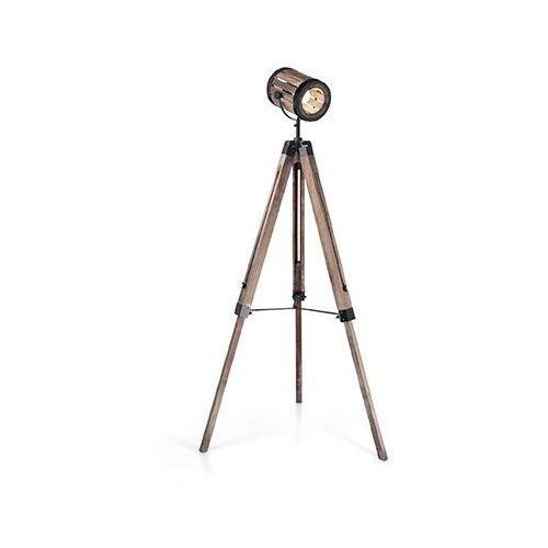 133959 lampa podłogowa torchio pt1 big natural marki Ideal lux