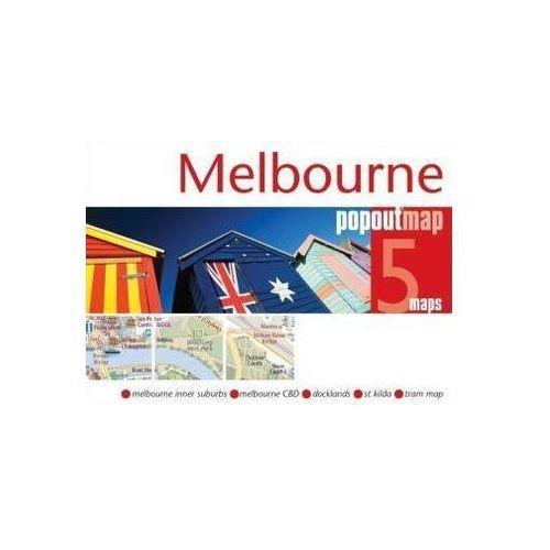 Melbourne Popout Map