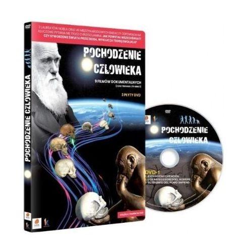 Pochodzenie człowieka - książka + 3DVD - praca zbiorowa - książka