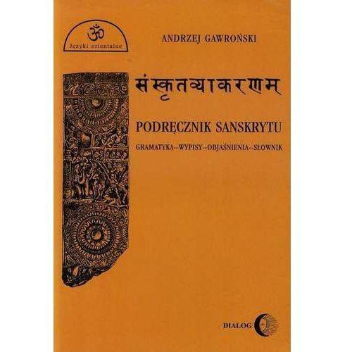 Podręcznik sanskrytu - Andrzej Gawroński (PDF)