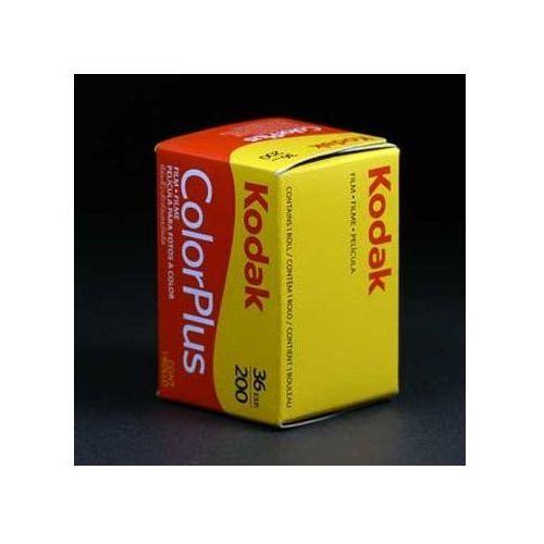 Kodak Plus 200/36 negatyw kolorowy typ 135