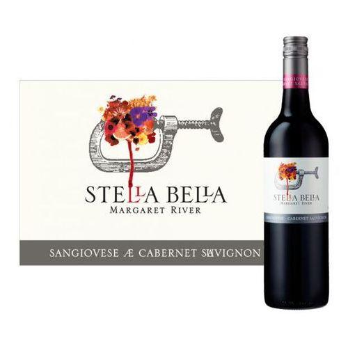 Stella bella wines Stella bella sangiovese cabernet 2007 z kategorii Alkohole