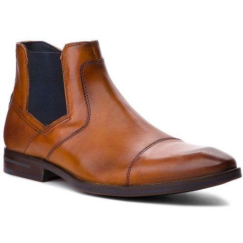 d83a54d9601fe Trzewiki SALAMANDER - Stanley 31-80703-07 Tan 469,00 zł wygodne buty firmy  Salamander. Wierzchnia część cholewki to skóra naturalna - licowa.