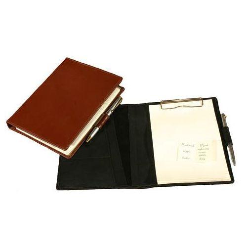 Tomi ginaldi Notes ns-54s - format a6 wykonany ze skóry naturalnej z kolekcji classic