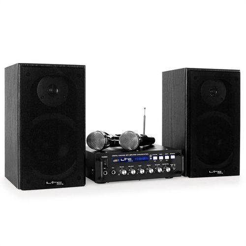 LTC Karaoke-Star 4 All-in-1 kompaktowy zestaw karaoke