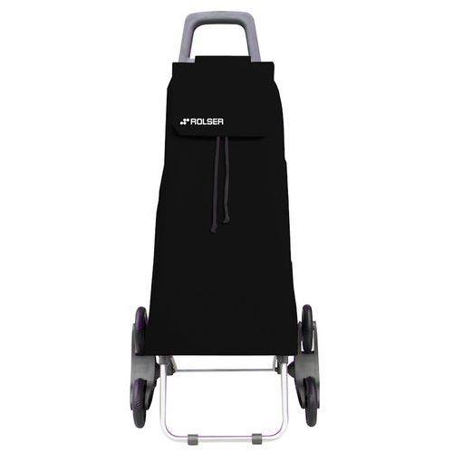 Wózek zakupowy Rolser RD6 Saquet negro (wózek na zakupy)