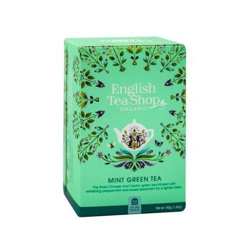 ETS Mint Green Tea 20 saszetek, 3674