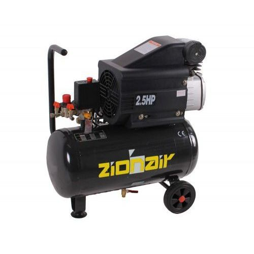 Zion air Kompresor 2 kw, 230 v, 8 bar, zbiornik 24 litry