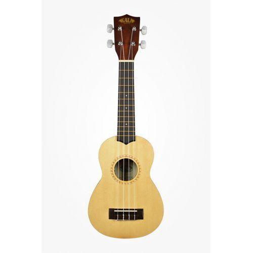 spruce mahagony ukulele sopranowe marki Kala
