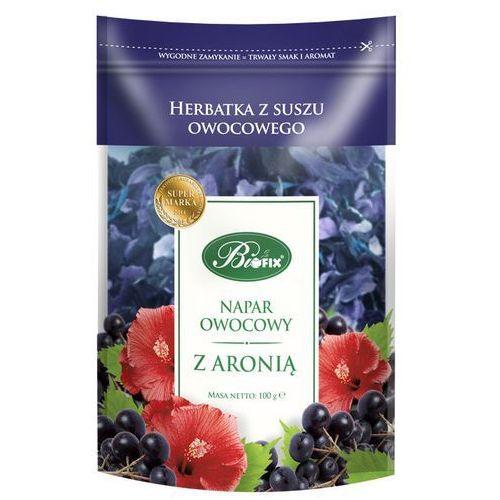 Herbata biofix napar 100g aronia* marki Bifix