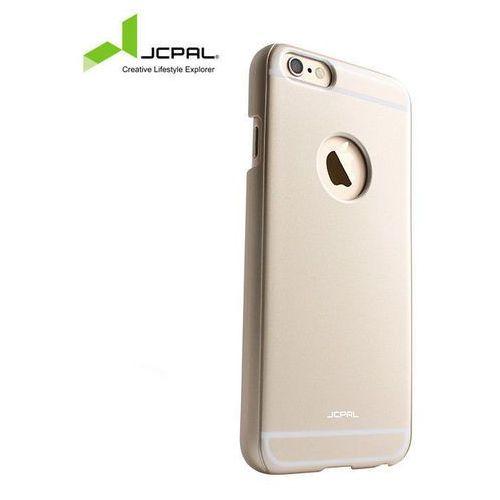 Jcpal Obudowa - original case - apple iphone 6 4.7 - złoty - brązowy