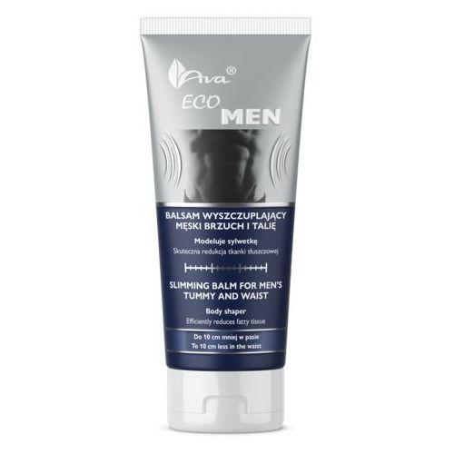 Ava laboratorium kosmetyczne Ava eco men balsam wyszczuplający męski brzuch i talię 200ml (5906323005256)