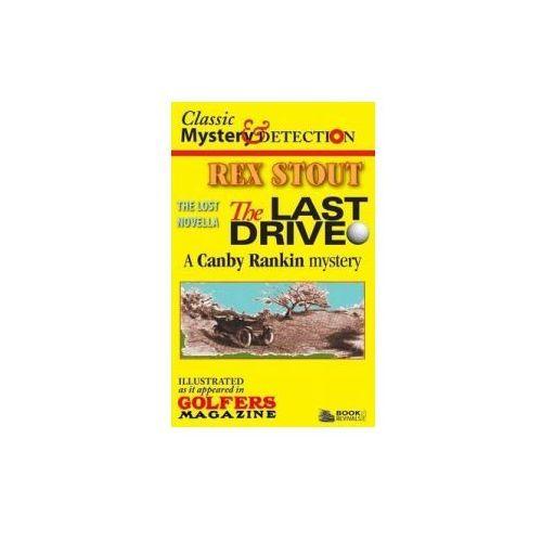 The Last Drive: A Canby Rankin Mystery, oprawa miękka