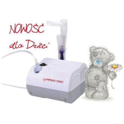 Techmed Inhalator kardio test baby