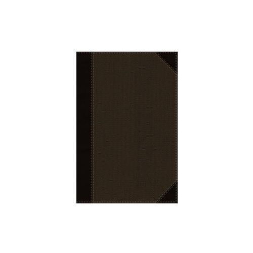 NKJV, Cultural Backgrounds Study Bible, Leathersoft, Brown, Indexed, Red Letter Edition (9780310003601)