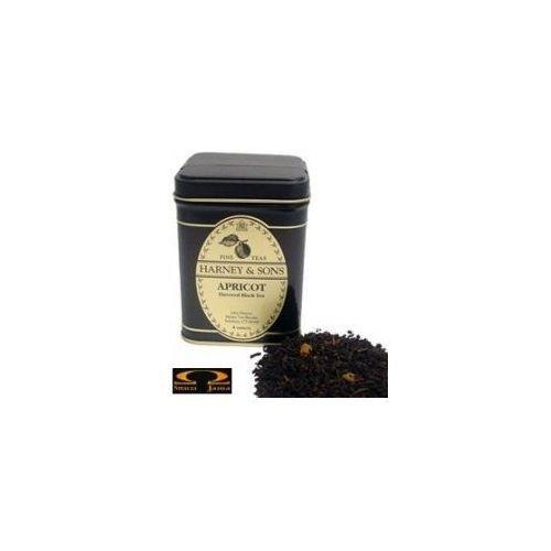 Herbata apricot herbata liściasta aromatyzowana, puszka 198g marki Harney & sons