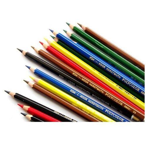 Koh-i-noor Koh i noor polycolor kredka 406 szary z (8593539249108)