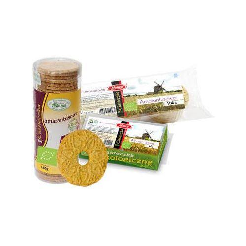 Ciasteczka Amarantusowe BIO bez cukru 60g