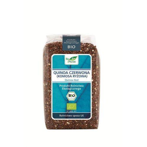Bio Planet: quinoa czerwona (komosa ryżowa) BIO - 250 g (5907814660510)