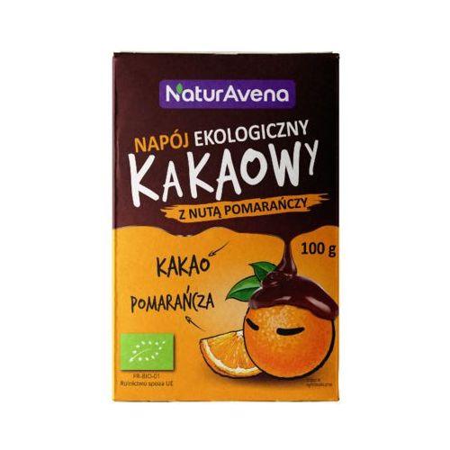 Naturavena 100g napój kakaowy z nutą pomarańczy bio