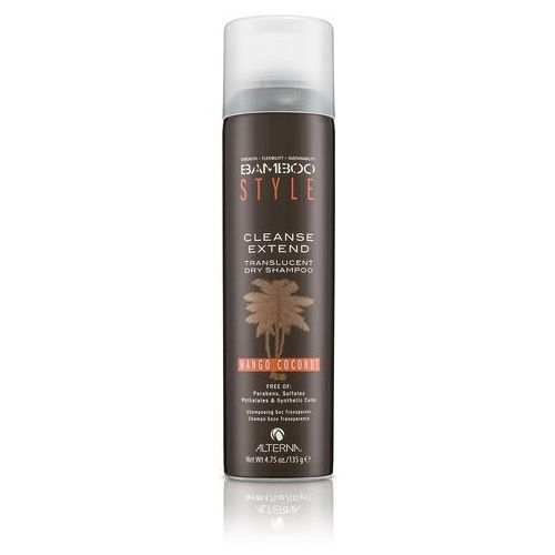 Alterna bamboo style cleanse extend mango coconut dry shampoo - suchy szampon 135g