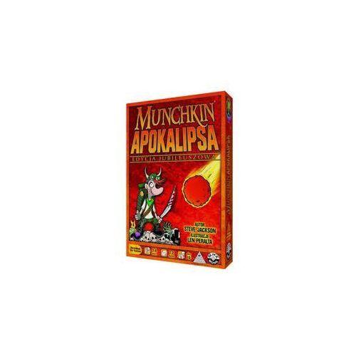 Munchkin apokalipsa - edycja jubileuszowa - poznań, hiperszybka wysyłka od 5,99zł! marki Black monk