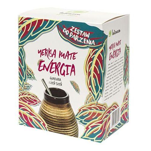 zestaw do parzenia yerba mate energia guarana i żeń szeń | darmowa dostawa od 250 zł marki Intenson