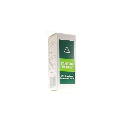 Tantum Verde płyn do płukania 240 ml - w stanach zapalnych gardła, dziąseł, języka, jamy ustnej Kurier już od 0 PLN odbiór osobisty: GRATIS! - produkt dostępny w aptekajakmarzenie