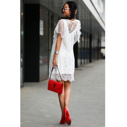 Sukienka MARTINA WHITE