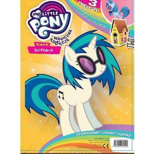 Magiczna Kolekcja My Little Pony 5 - Jeśli zamówisz do 14:00, wyślemy tego samego dnia. (24 str.)
